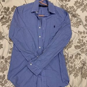 Men's Ralph Lauren dress shirt Size small